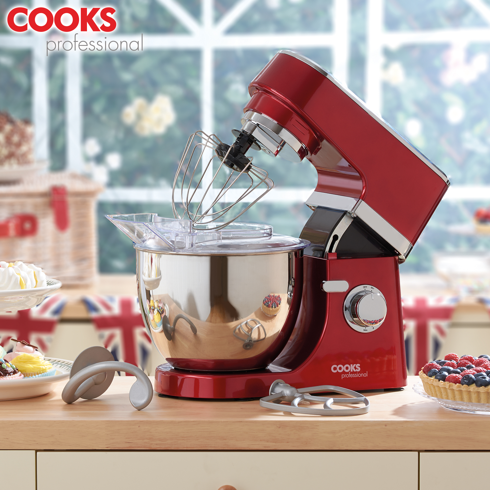 Stand Mixer from Cooks Professional
