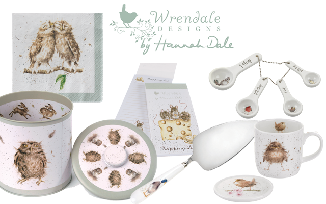 Baking Bundle from Wrendale Designs