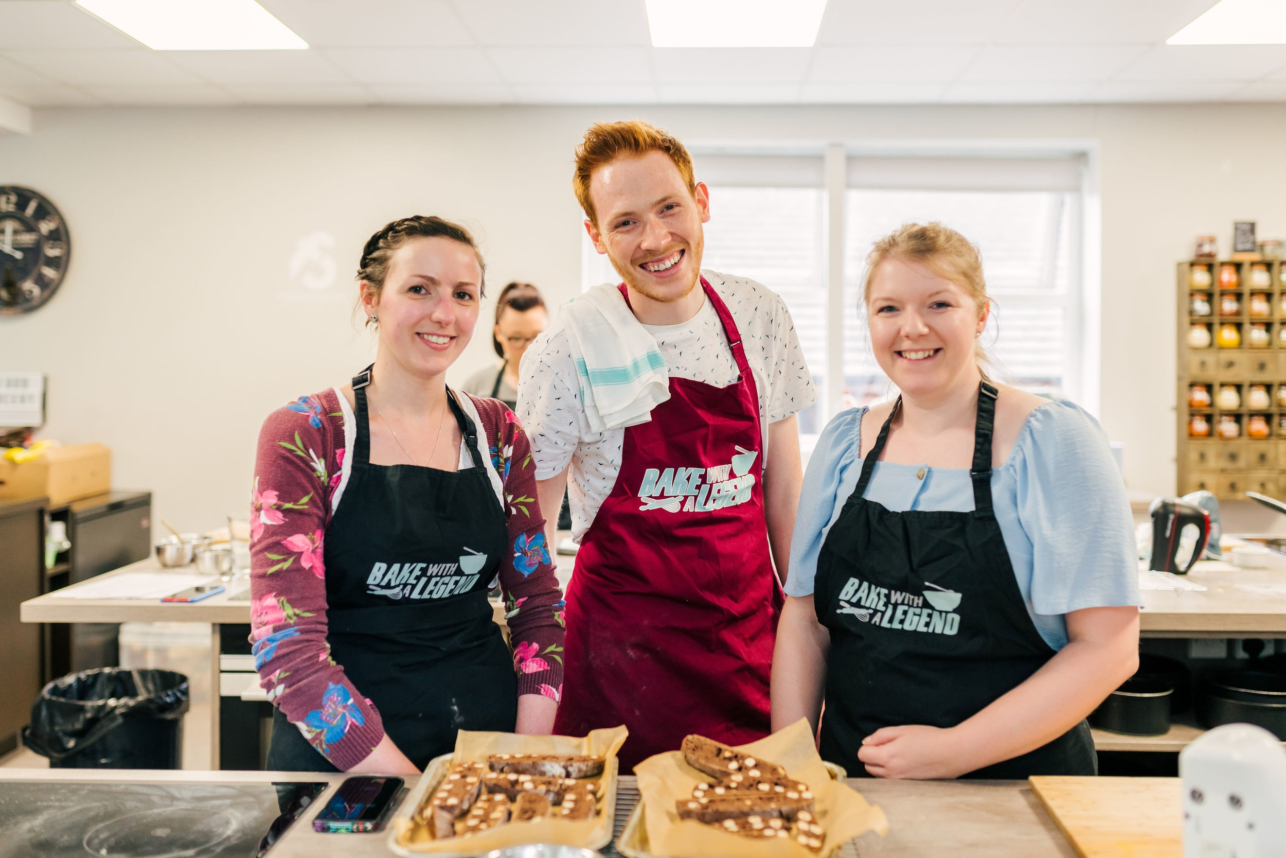 Bake with a GBBO legend!