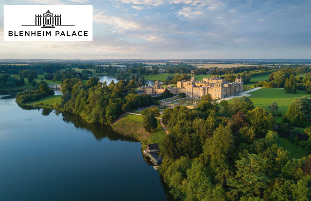 Blenheim Palace Annual Pass with Food Festival entry