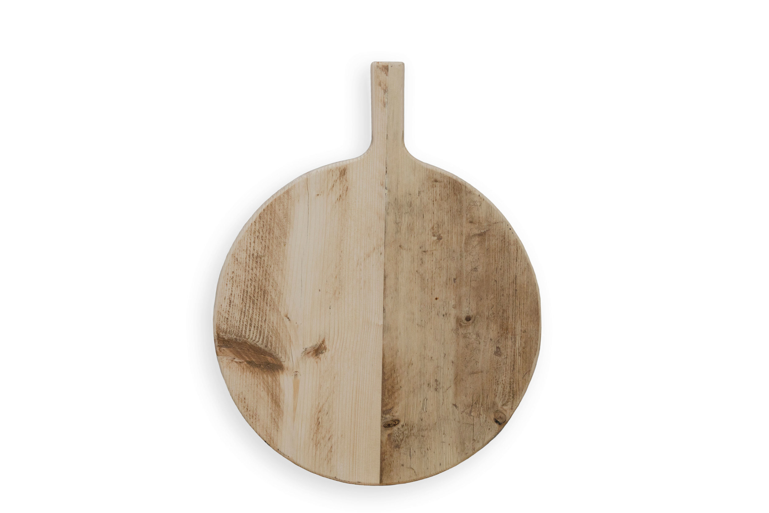 Handmade serving board from Vincent Trading