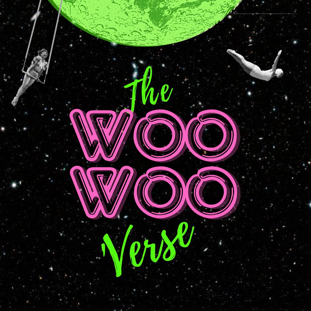 The Woo Woo 'Verse Podcast Lynette Arkadie Kirileigh Lynch