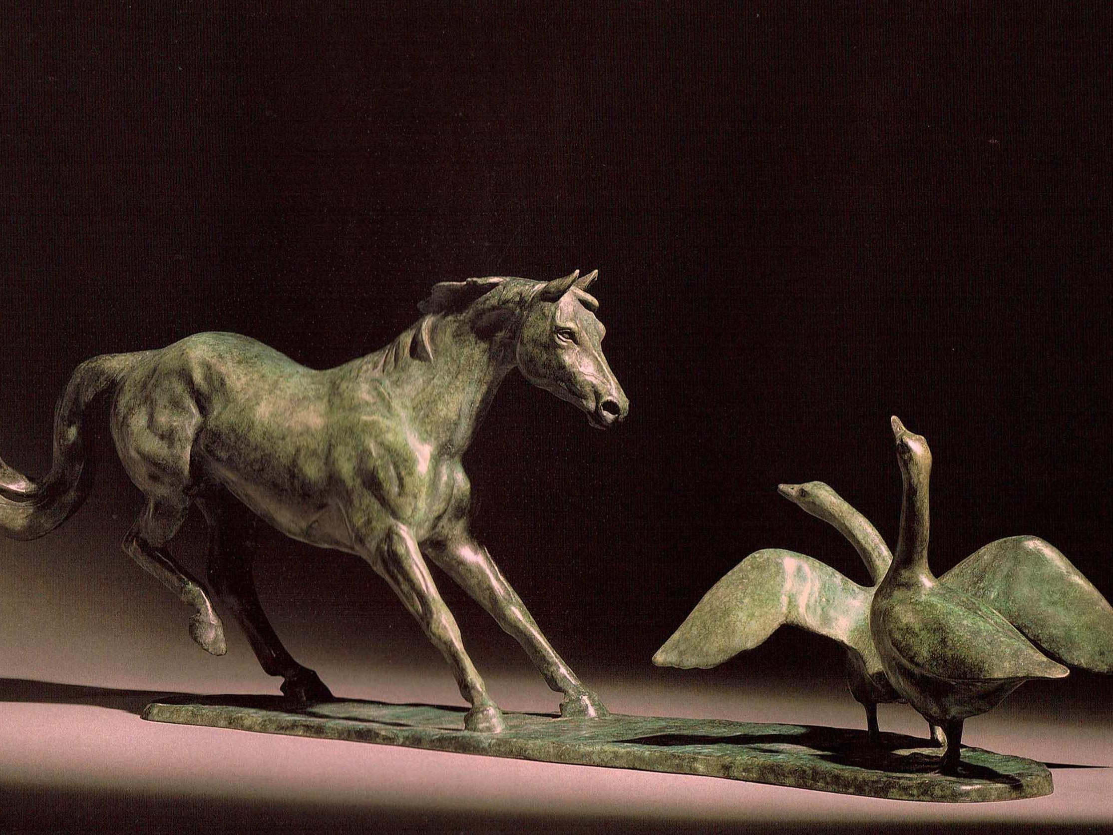 HORSE & GEESE II