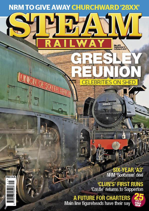 Steam Railway  SR471 - On Sale NOW!