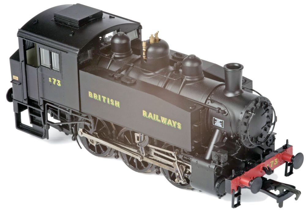 MR-111 no. S73 br unlined black with 'sunshine' lettering