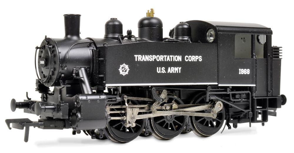 MR-101 no.1968, usatc black