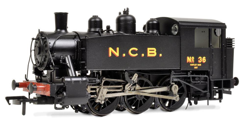 MR-107 NO.36 national coal board black