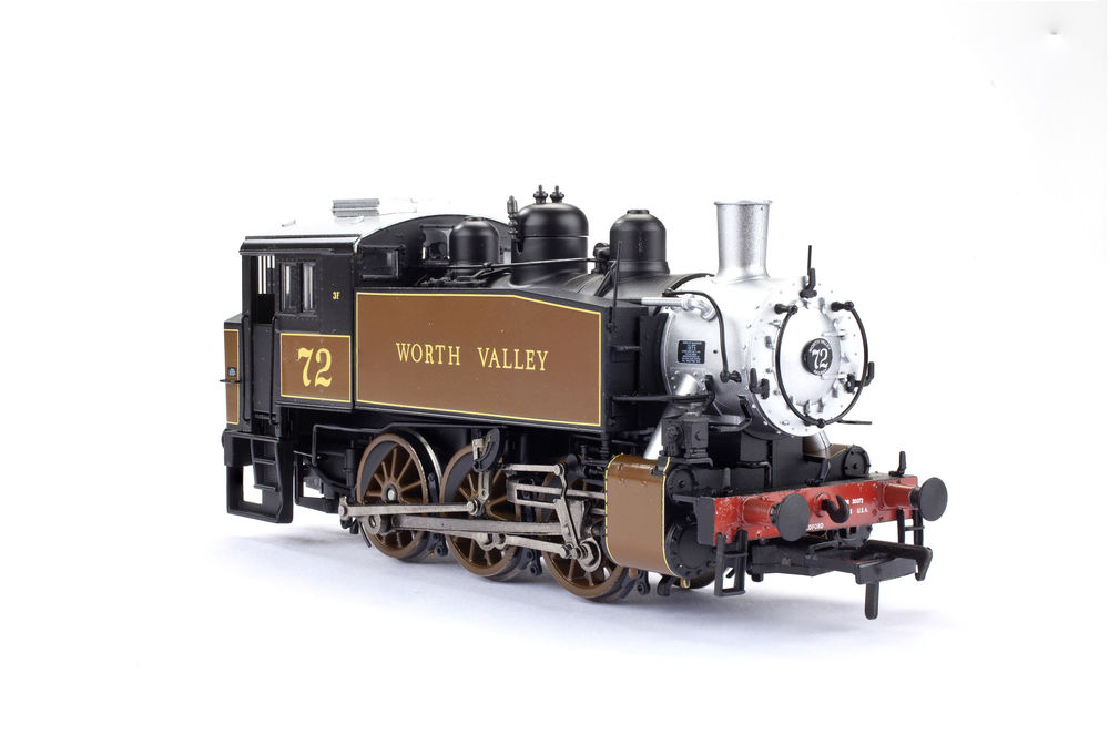 MR-108 NO.72 keighley and worth valley raiway ochre