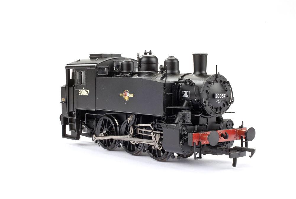 MR-109 no.30067, br unlined black, late emblem