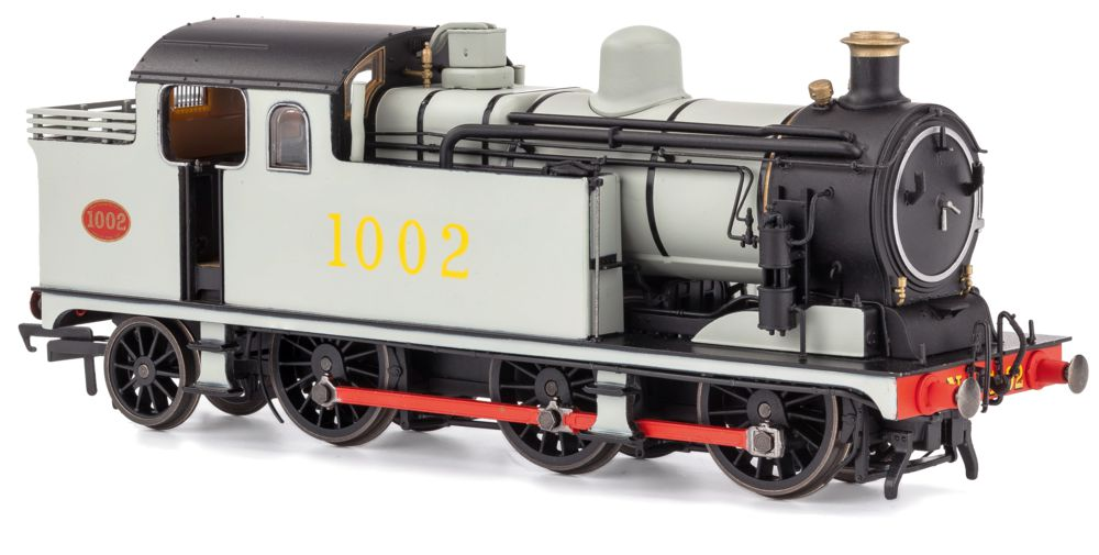 Oxford Rail 'N7' 0-6-2T