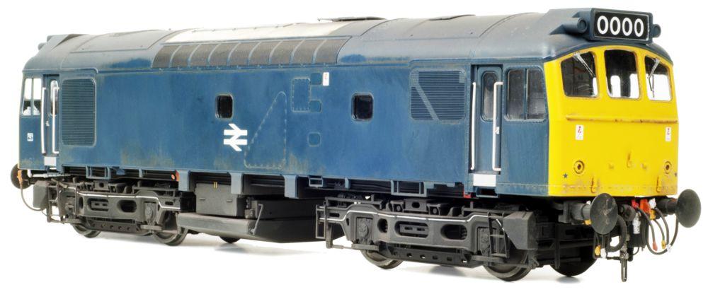 Heljan Class 25/3