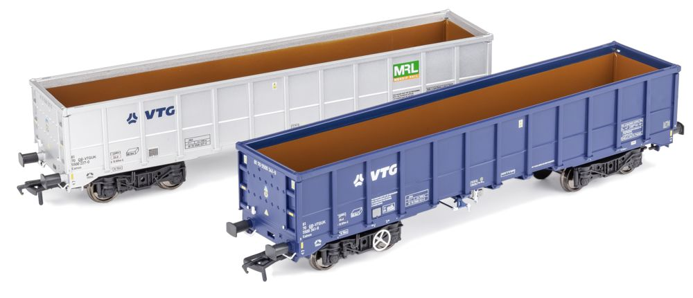Revolution Trains MMA/JNA Ealnos box wagons