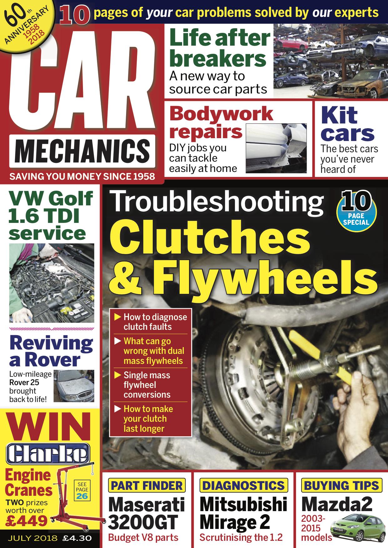 Latest Issue — Car Mechanics