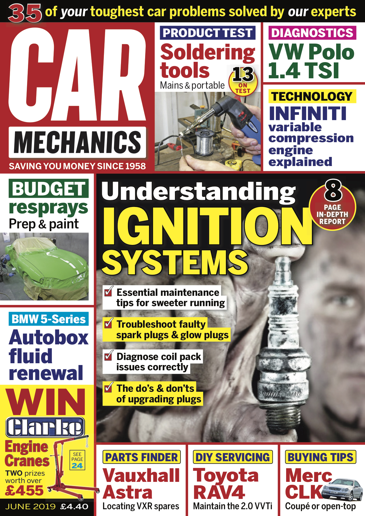 Latest Issue — Car Mechanics