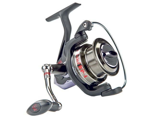 Carp fishing Reel Nash BP-4 Black