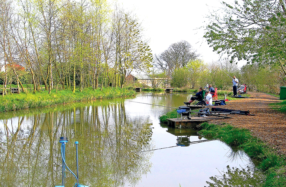 The Groundwork scheme will benefit the profile of UK angling.