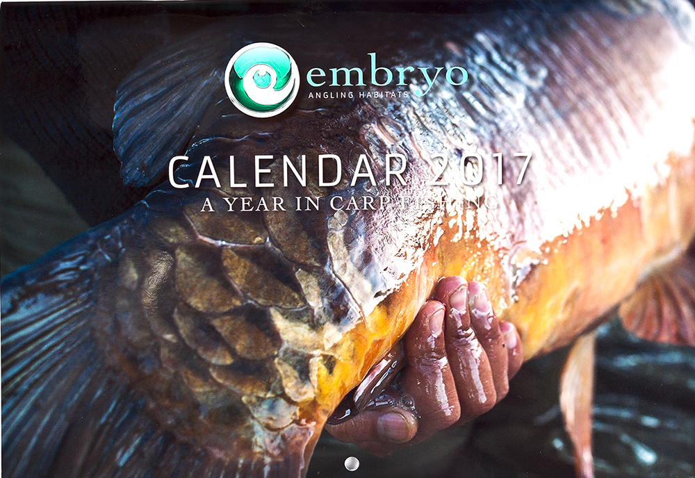 Buy this 2017 calendar and save fisheries.