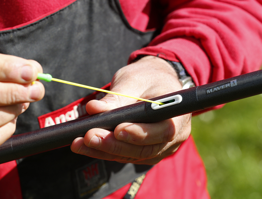 Maver Signature Pro 900 16m Pole Commercial Package *NEW Coarse Fishing Pole*