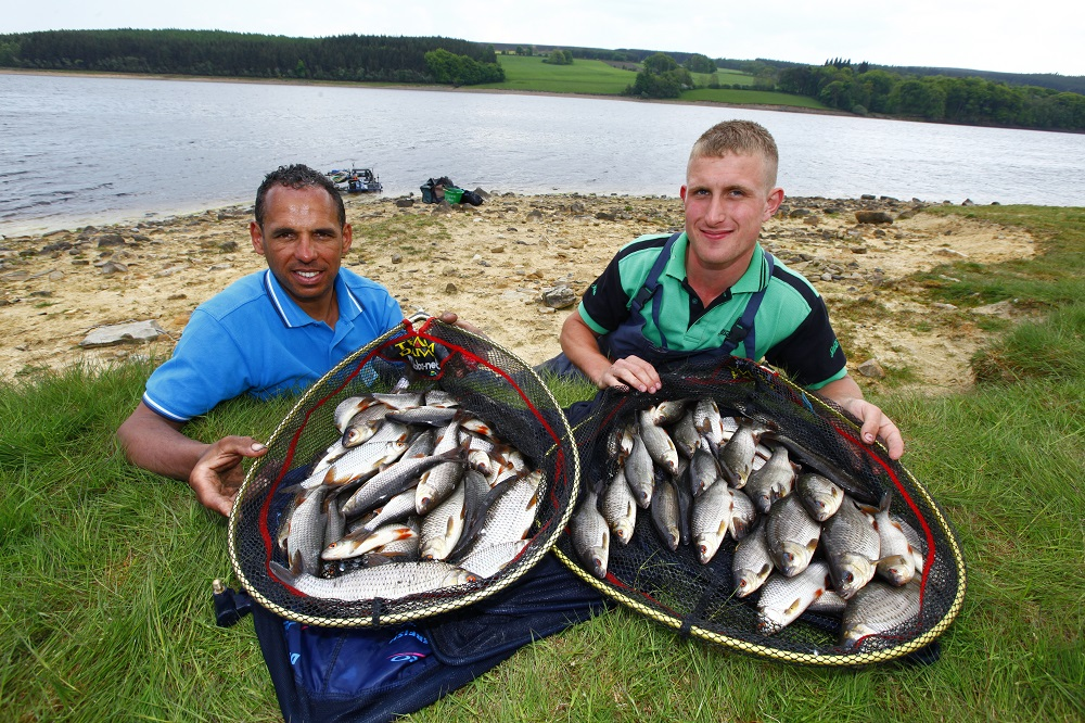 Its easy to find some of the UK's Top Roach Fishing Venues