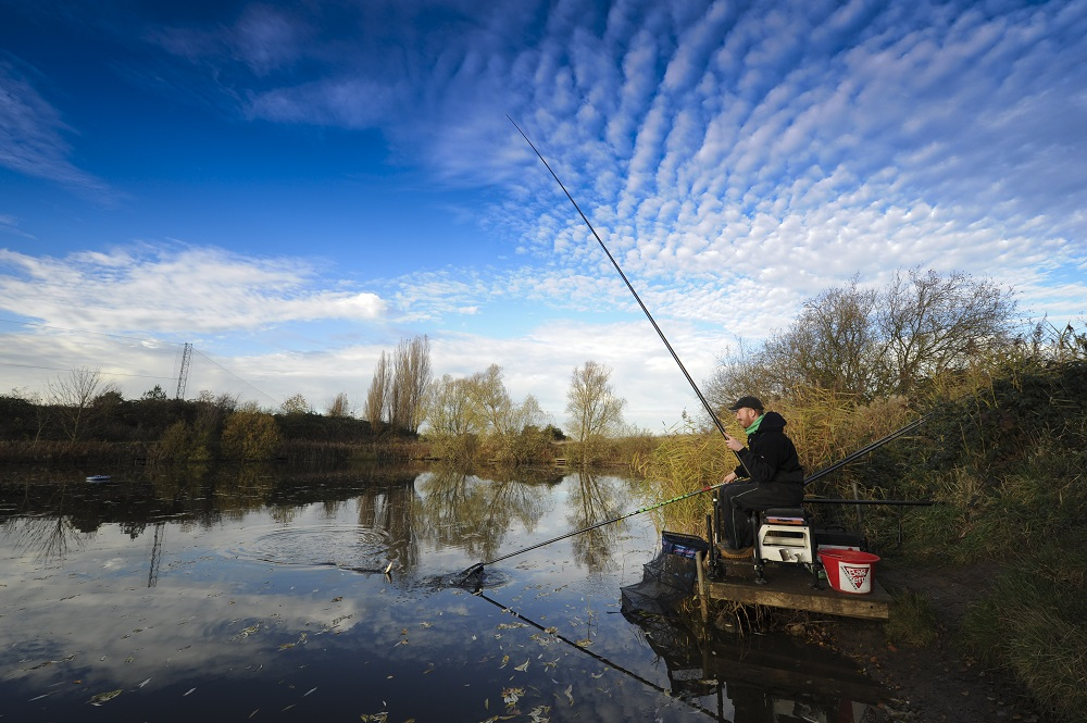 Messingham Sands is one of the North's top roach fishing waters