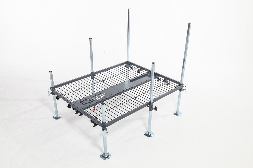 The Rigger Plus Platform is strong, sturdy and big enough for any seatbox.