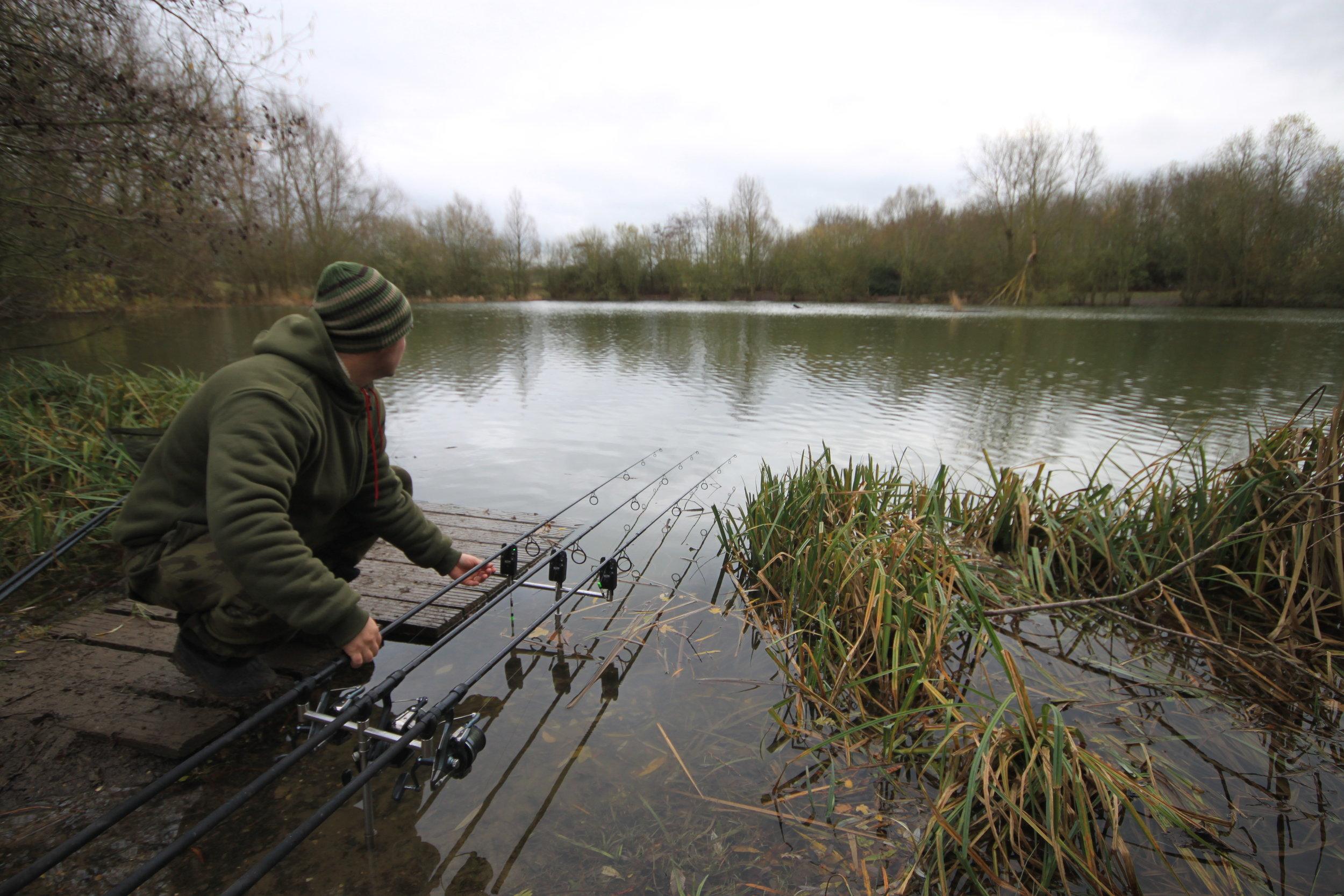 Fishing Near Me Top 20 Carp Fishing Runs Waters Angling Times