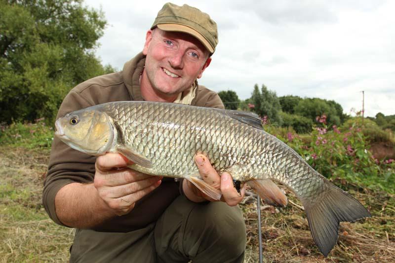 A nice chub caught on a free-lined bait.jpg