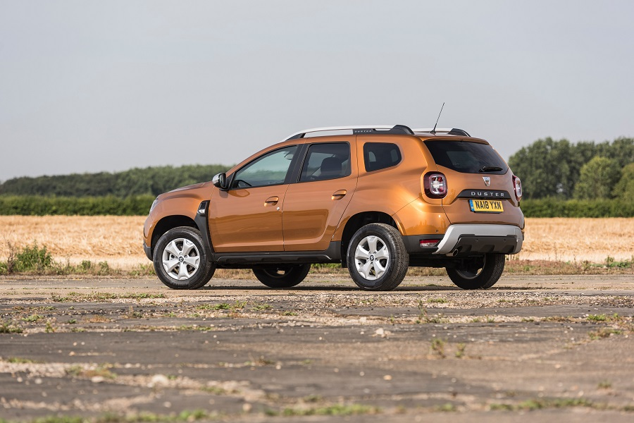 The new Dacia Duster is a worthy winner