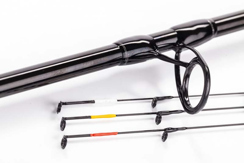 Fuji Alconite guides are used throughout Mega top[ quivers.jpg