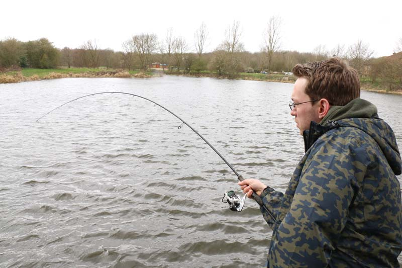 Latched into a river pike the X9 braid held firm.jpg