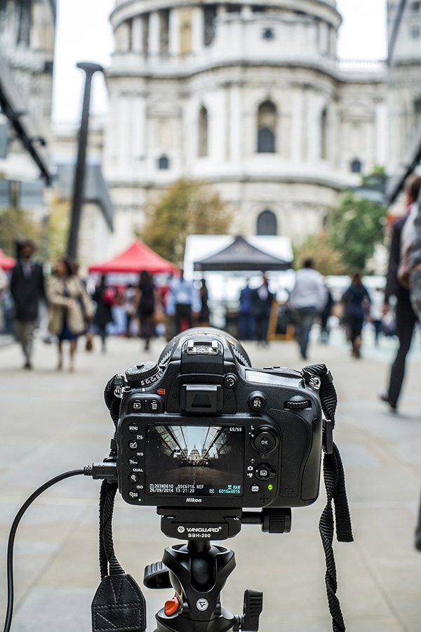 Clear the streets with a 10-stop ND filter — Practical