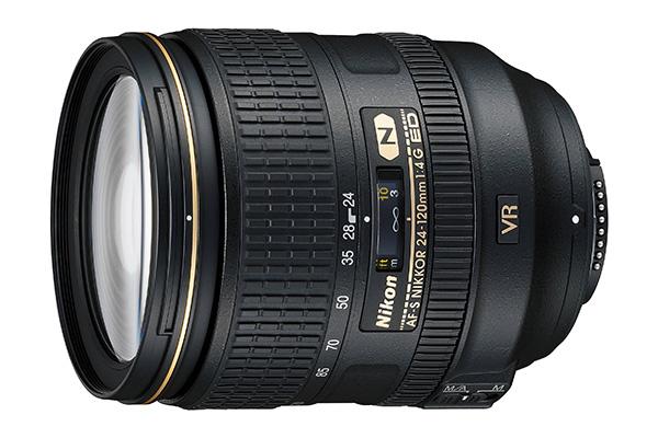 Nikkor 24-120mm f/4 G AF-S ED VR