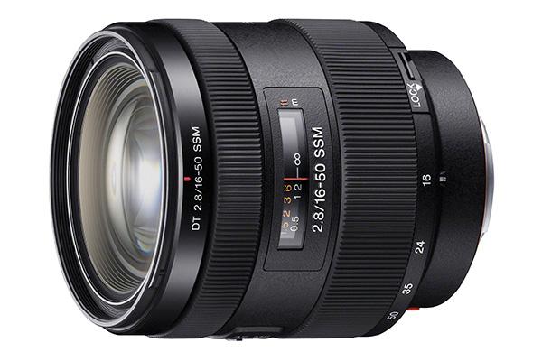 Sony 16-50mm f/2.8 DT SSM
