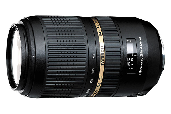 Tamron 70-300mm F/4-5.6 SP DI VC USD