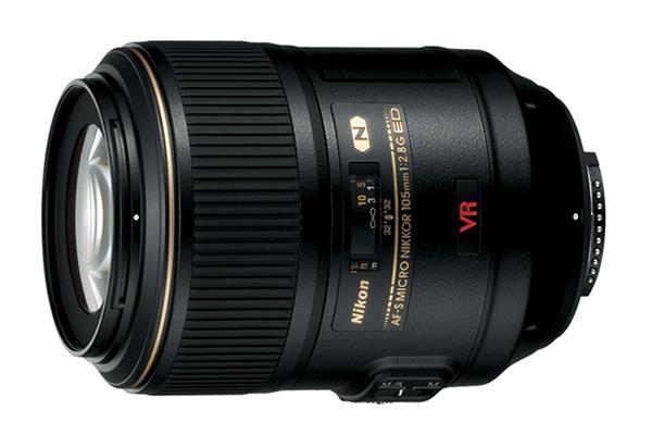 Nikon AF-S Micro-Nikkor 105mm f/2.8G IF ED VR