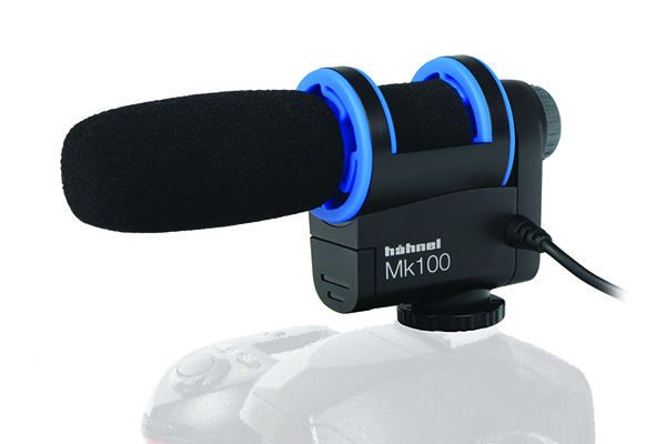 Hahnel Mk100 Microphone