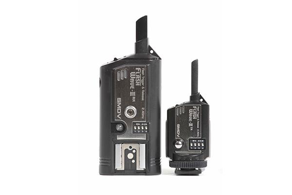 Flash Wave III Radio Triggers