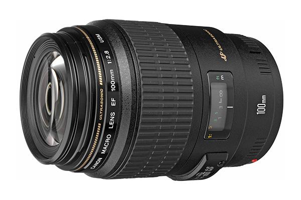 Canon EF 100mm f/2.8 USM Macro