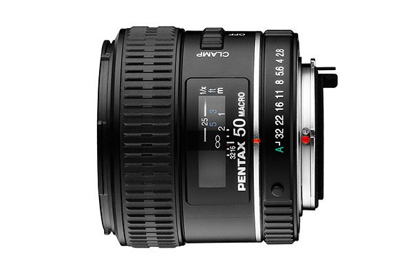 Pentax 50mm f/2.8 SMC D FA Macro