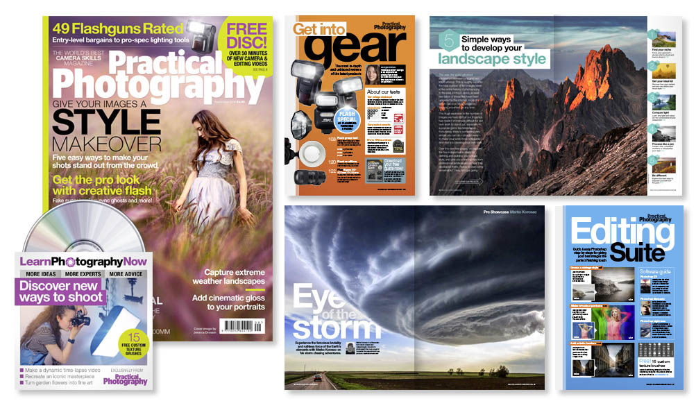 September 2016 issue of Practical Photography