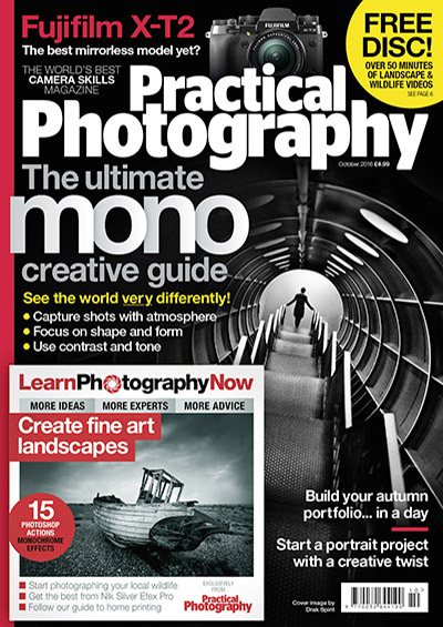 October 2016 issue of Practical Photography