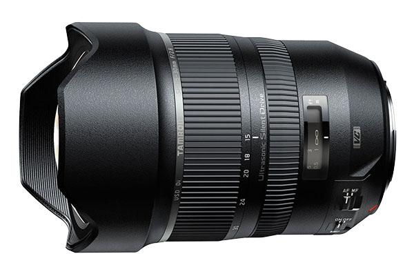 Tamron 15-30mm f/2.8 SP Di VC USD