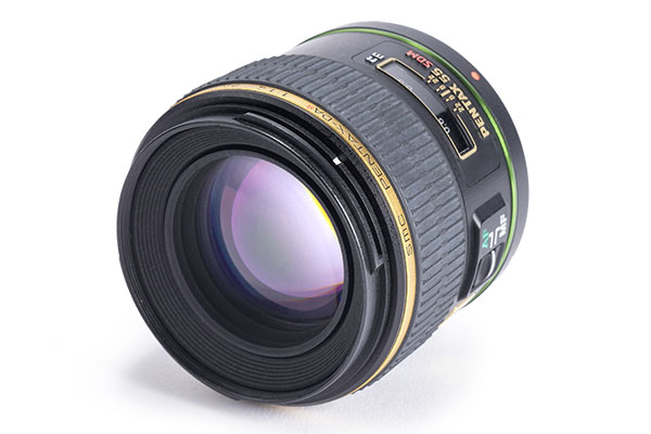 Pentax 55mm f/1.4 DA* SDM