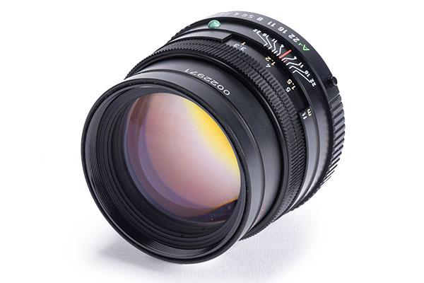 Pentax 77mm f/1.8 SMC FA Limited