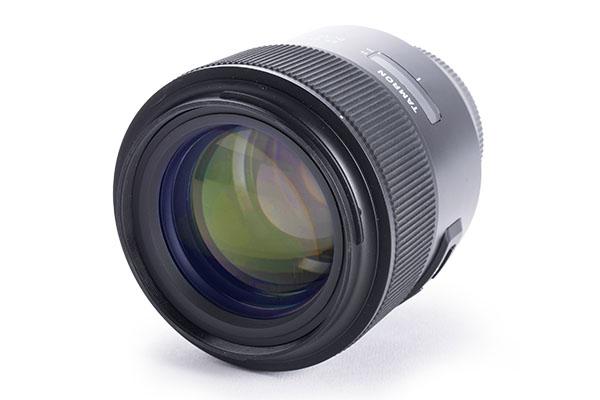 Tamron 85mm f/1.8 SP Di VC USD
