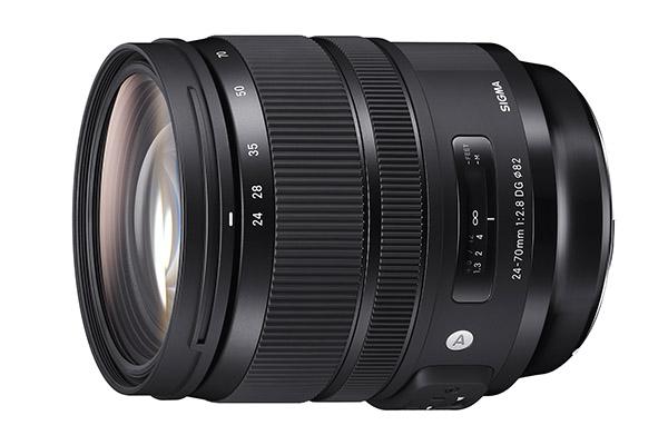 Sigma 24-70mm f/2.8 DG OS HSM   A