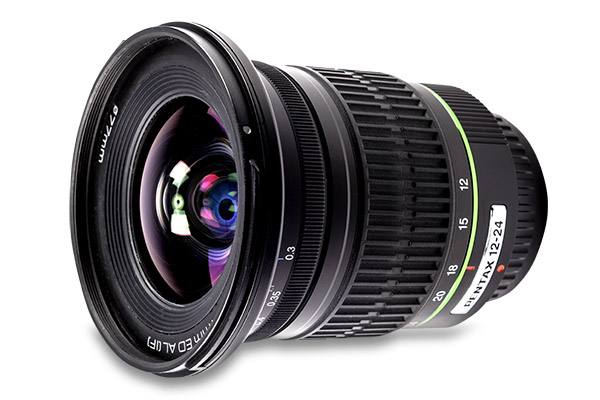 Pentax DA 12-24mm f/4 ED (IF)