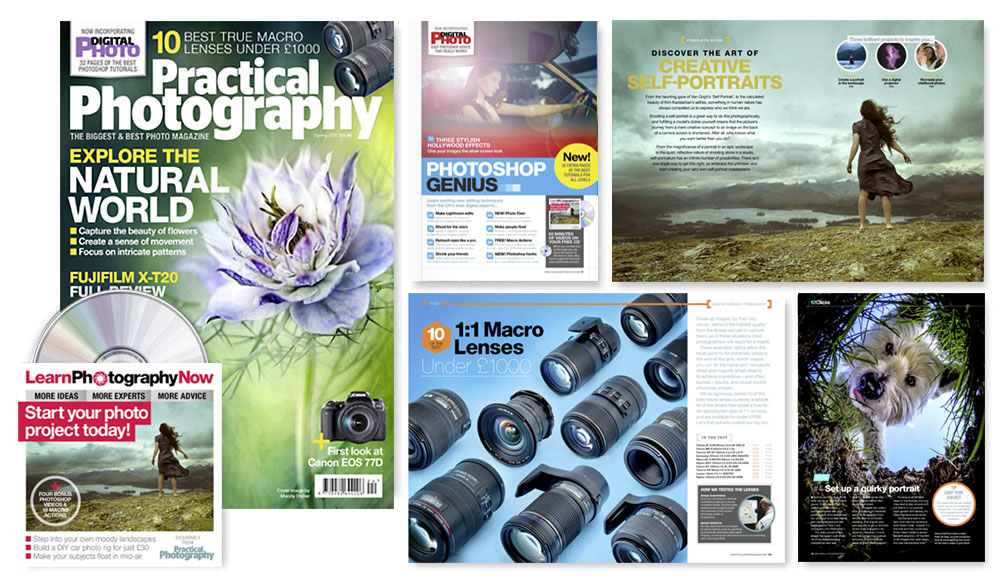 Spring 2017 issue of Practical Photography