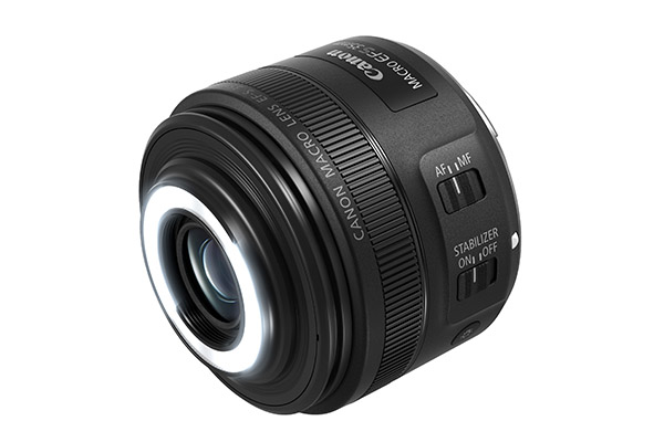 Canon 35mm F/2.8 Macro IS STM