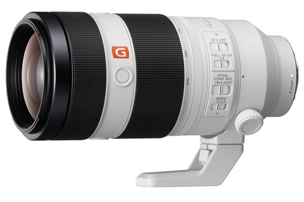 Sony 100-400mm f/4.5 - 5.6 GM OSS